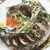 Целая рыба по-кантонски
